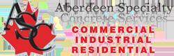 Aberdeen Specialty Concrete Services
