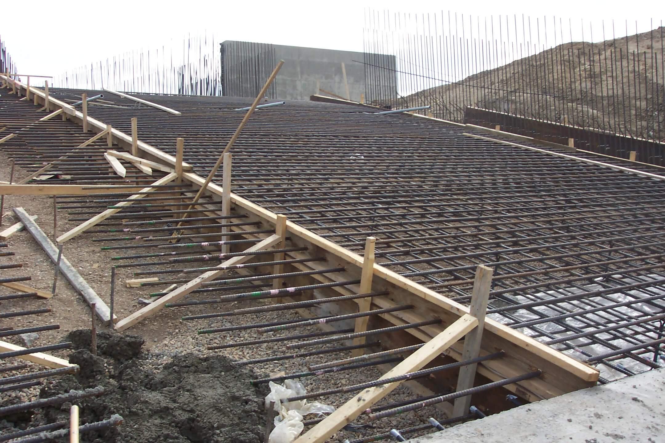 Concrete Excavation Foundations Flatwork Demolition